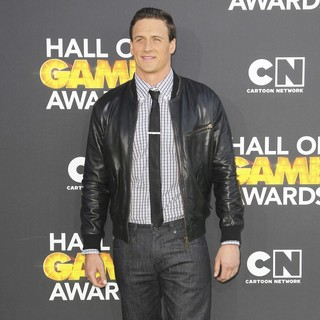 Ryan Lochte in The Third Annual Cartoon Network Hall of Game Awards - Arrivals - ryan-lochte-third-annual-cartoon-network-hall-of-game-awards-06