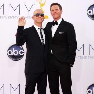 Ryan Murphy in 64th Annual Primetime Emmy Awards - Arrivals