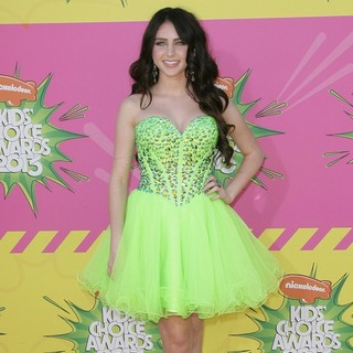 Ryan Newman in Nickelodeon's 26th Annual Kids' Choice Awards - Arrivals