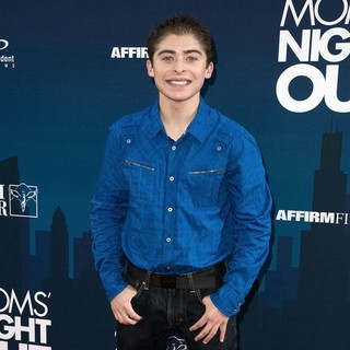 Ryan Ochoa in Premiere of Moms' Night Out