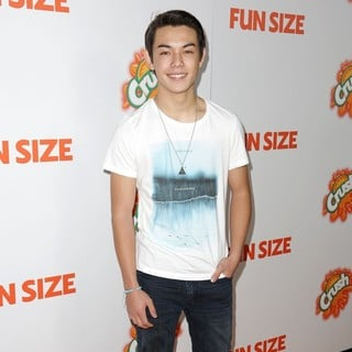 Ryan Potter in The Premiere of Paramount Pictures' Fun Size - Arrivals