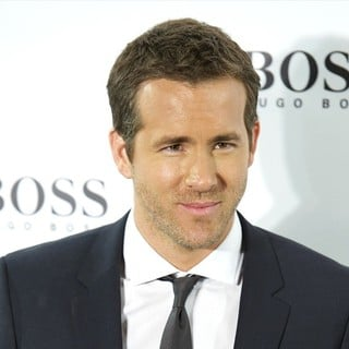 Ryan Reynolds in Ryan Reynolds Celebrates The 15th Anniversary of The Boss Bottled Fragrance
