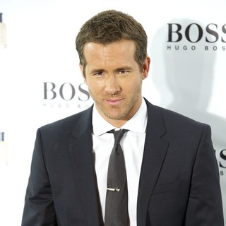 Ryan Reynolds Celebrates The 15th Anniversary of The Boss Bottled Fragrance