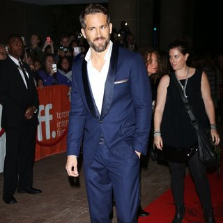 Ryan Reynolds in 2014 Toronto International Film Festival - The Voices - Premiere