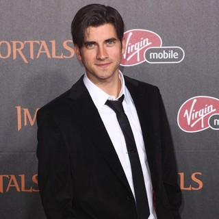 Ryan Rottman in Immortals 3D Los Angeles Premiere