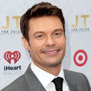 Ryan Seacrest in Justin Timberlake's The 20-20 Experience Album Release Party Hosted by Target and Clear Channel - ryan-seacrest-20-20-experience-album-release-party-01