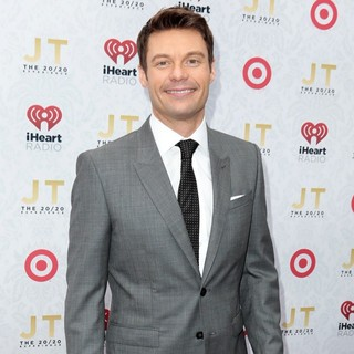 Ryan Seacrest in Justin Timberlake's The 20-20 Experience Album Release Party Hosted by Target and Clear Channel - ryan-seacrest-20-20-experience-album-release-party-02