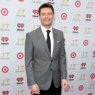 Ryan Seacrest in Justin Timberlake's The 20-20 Experience Album Release Party Hosted by Target and Clear Channel - ryan-seacrest-20-20-experience-album-release-party-03