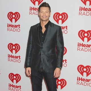 Ryan Seacrest in 2012 iHeartRadio Music Festival - Day 1 - Arrivals