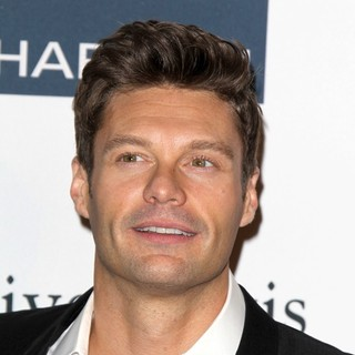 Ryan Seacrest in Clive Davis and The Recording Academy's 2013 Pre-Grammy Gala and Salute to Industry Icons