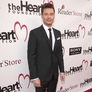 Ryan Seacrest in Heart Foundation Gala - ryan-seacrest-heart-foundation-gala-01