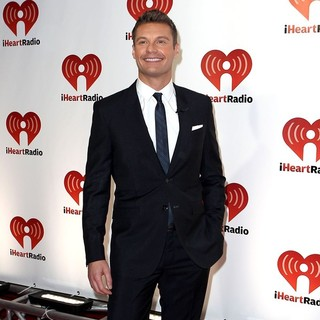 Ryan Seacrest in iHeartRadio Music Festival - Day 1