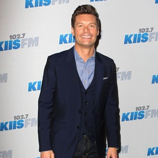 Ryan Seacrest in KIIS FM's Jingle Ball 2012 - Arrivals