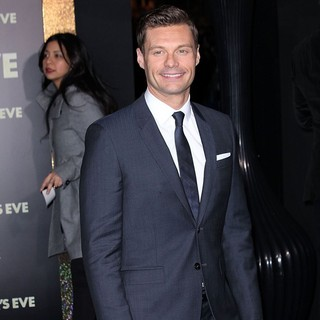 Ryan Seacrest in Los Angeles Premiere of New Year's Eve - ryan-seacrest-premiere-new-year-s-eve-03