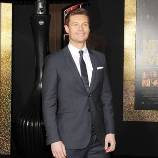 Ryan Seacrest in Los Angeles Premiere of New Year's Eve - ryan-seacrest-premiere-new-year-s-eve-04