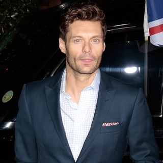 Ryan Seacrest in Topshop Topman LA Opening Party - Arrivals