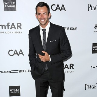 Ryan Young in amfAR 3rd Annual Inspiration Gala