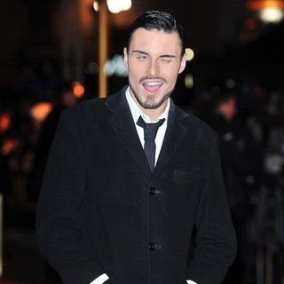 Rylan Clark in Les Miserables World Premiere - Arrivals
