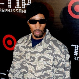 The Album Release Party for Q-Tip's The Renaissance Hosted by Target