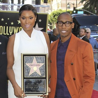 Jennifer Hudson Is Honored with A Star on The Hollywood Walk of Fame