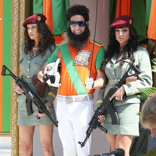 Sacha Baron Cohen in The Dictator Photocall - During The 65th Annual Cannes Film Festival - sacha-baron-cohen-65th-cannes-film-festival-09