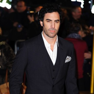 Sacha Baron Cohen in Les Miserables World Premiere - Arrivals - sacha-baron-cohen-uk-premiere-les-miserables-04