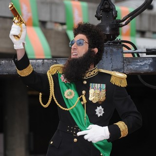 Sacha Baron Cohen in World Premiere of The Dictator - Arrivals - sacha-baron-cohen-uk-premiere-the-dictator-11