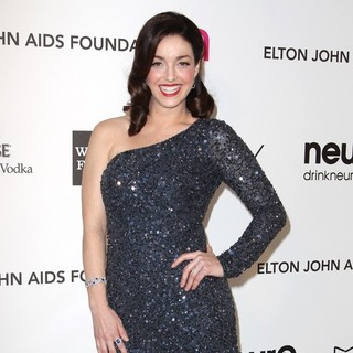Sadie Alexandru in 21st Annual Elton John AIDS Foundation's Oscar Viewing Party