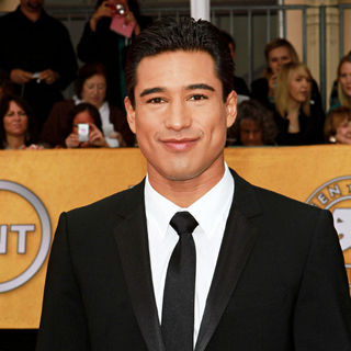 Mario Lopez in The 17th Annual Screen Actors Guild Awards (SAG Awards 2011) - Arrivals