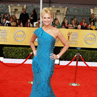 Nancy O'Dell in The 17th Annual Screen Actors Guild Awards (SAG Awards 2011) - Arrivals