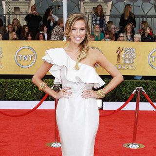 Renee Bargh in The 17th Annual Screen Actors Guild Awards (SAG Awards 2011) - Arrivals