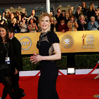 Nicole Kidman in The 17th Annual Screen Actors Guild Awards (SAG Awards 2011) - Arrivals