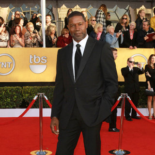 Dennis Haysbert in The 17th Annual Screen Actors Guild Awards (SAG Awards 2011) - Arrivals