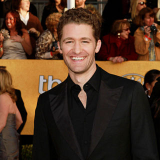Matthew Morrison in The 17th Annual Screen Actors Guild Awards (SAG Awards 2011) - Arrivals