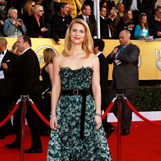 Claire Danes in The 17th Annual Screen Actors Guild Awards (SAG Awards 2011) - Arrivals