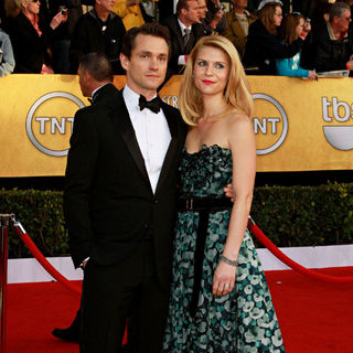 Hugh Dancy, Claire Danes in The 17th Annual Screen Actors Guild Awards (SAG Awards 2011) - Arrivals