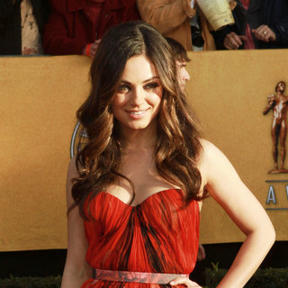 Mila Kunis in The 17th Annual Screen Actors Guild Awards (SAG Awards 2011) - Arrivals