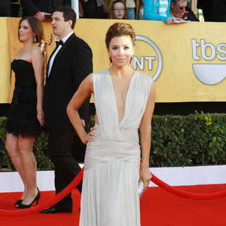 Eva Longoria in The 17th Annual Screen Actors Guild Awards (SAG Awards 2011) - Arrivals