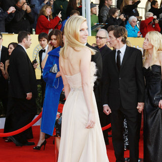 Heather Morris in The 17th Annual Screen Actors Guild Awards (SAG Awards 2011) - Arrivals - sag_awards_5_27_wenn3186826