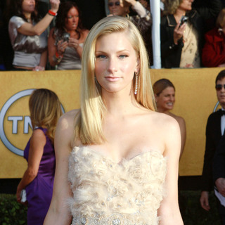 Heather Morris in The 17th Annual Screen Actors Guild Awards (SAG Awards 2011) - Arrivals