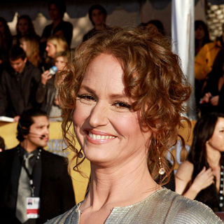 Melissa Leo in The 17th Annual Screen Actors Guild Awards (SAG Awards 2011) - Arrivals
