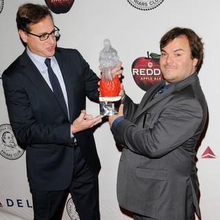 Bob Saget, Jack Black in The Friars Club Roast of Jack Black