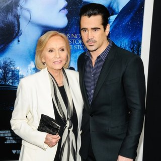 Eva Marie Saint, Colin Farrell in Winter's Tale World Premiere