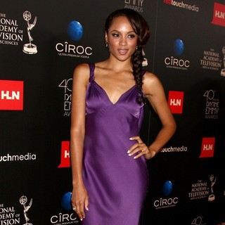 Sal Stowers in The 40th Annual Daytime Emmy Awards - Arrivals