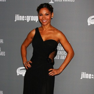 Salli Richardson in 15th Annual Costume Designers Guild Awards
