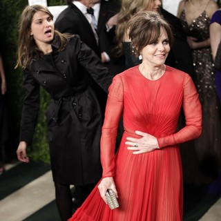 Sally Field in 2013 Vanity Fair Oscar Party - Arrivals