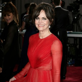 Sally Field in The 85th Annual Oscars - Red Carpet Arrivals