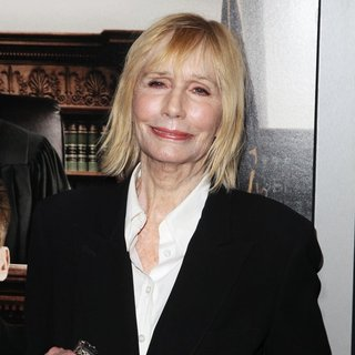 Sally Kellerman in Premiere of Warner Bros. Pictures and Village Roadshow Pictures' The Judge