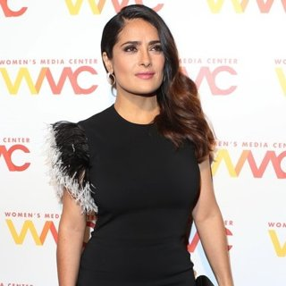 Salma Hayek-The Womens Media Center 2016 Women's Media Awards