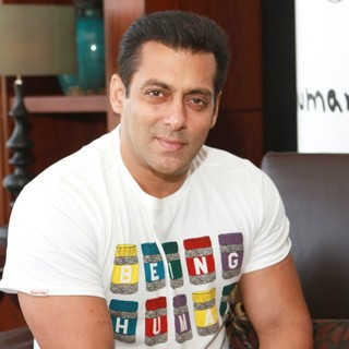 Salman Khan in The Being Human Launch